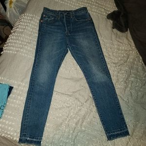 Levi's premium skinny jeans